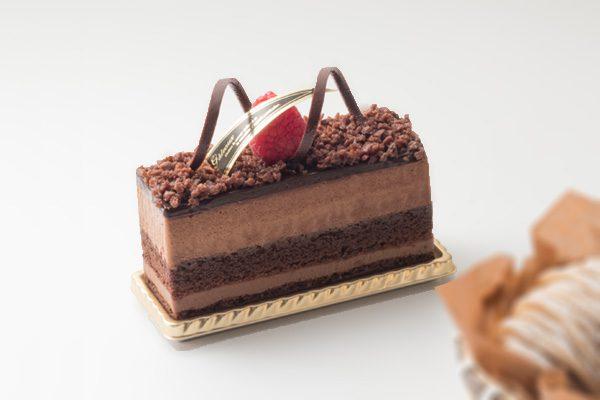 濃密チョコケーキ