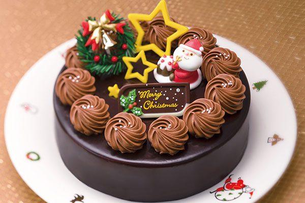 クリスマス・ショコラ