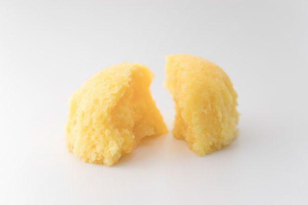 瀬戸内レモン蒸ケーキ